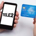 Способы перевода денег с баланса Теле2 на банковскую карту