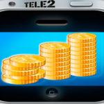 Как проверить баланс счета оператора Теле2